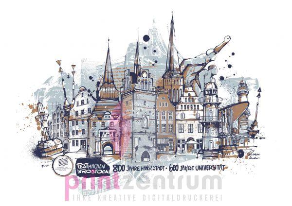 Rostock-Skyline