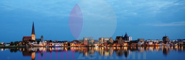 Rostock Skyline 1