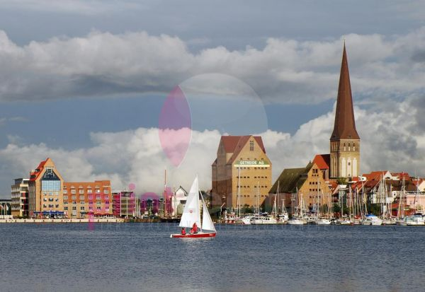 Rostock Skyline 4